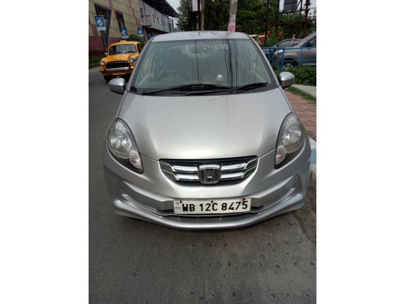 Used 2014 Honda Amaze Car In Kolkata