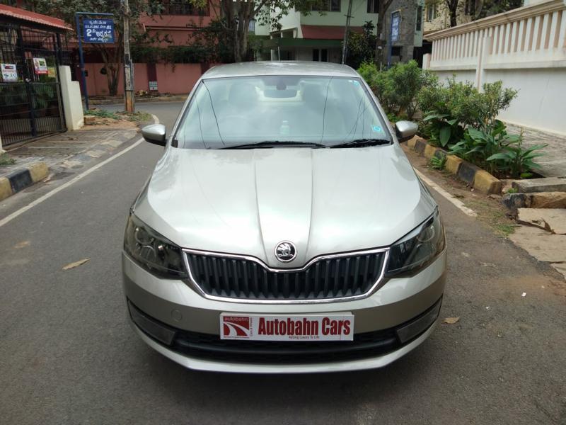 Used 2017 Skoda Rapid Car In Bangalore