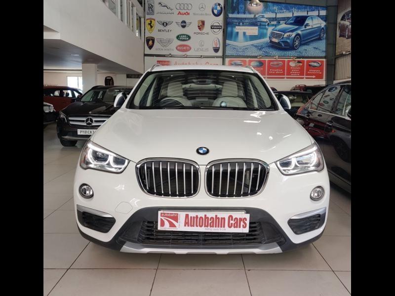 Used 2018 BMW X1 Car In Bangalore