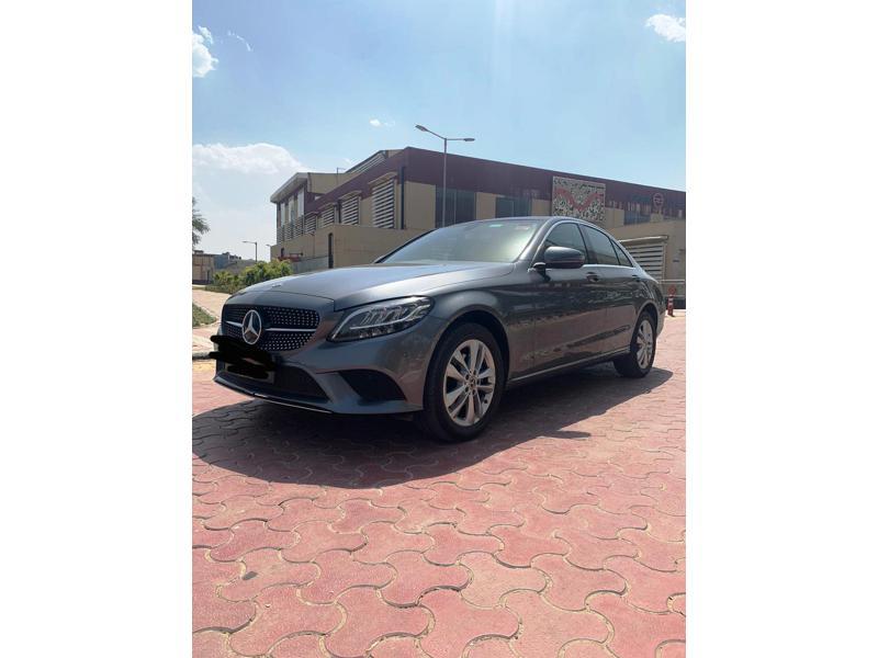 Used 2019 Mercedes Benz C Class Car In New Delhi