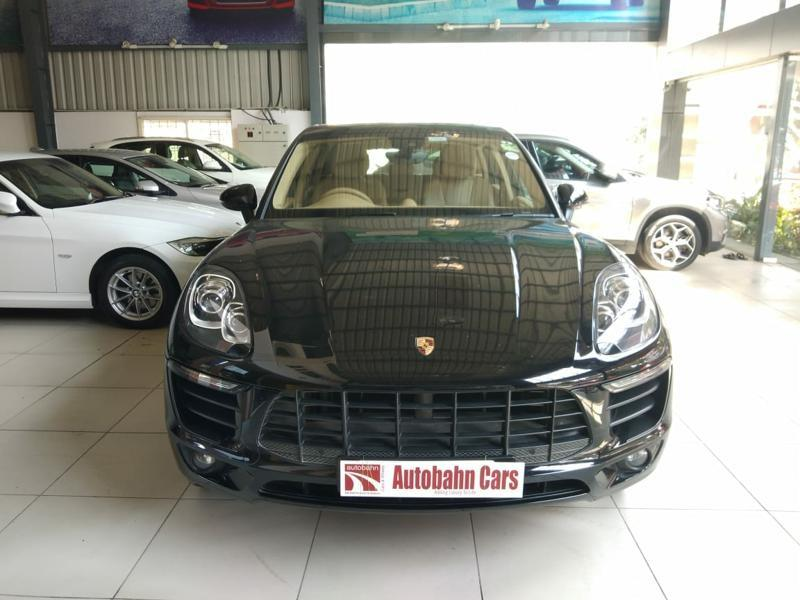 Used 2017 Porsche Macan Car In Bangalore