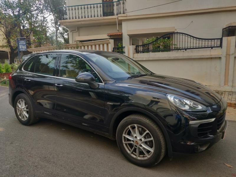 Used 2015 Porsche Cayenne Car In Bangalore