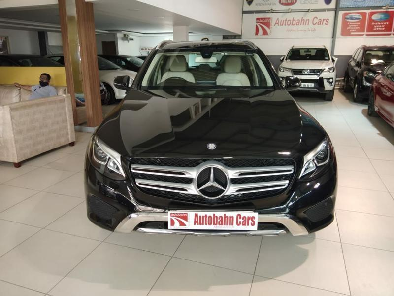 Used 2017 Mercedes Benz GLC Car In Bangalore