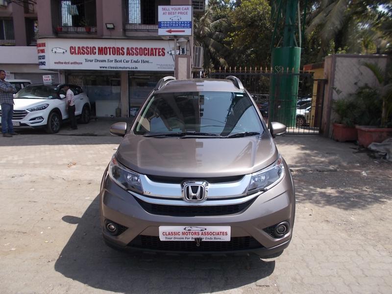 Used 2017 Honda BR-V Car In Mumbai