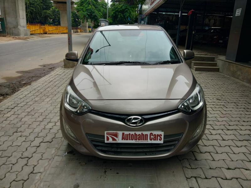 Used 2013 Hyundai i20 Car In Bangalore