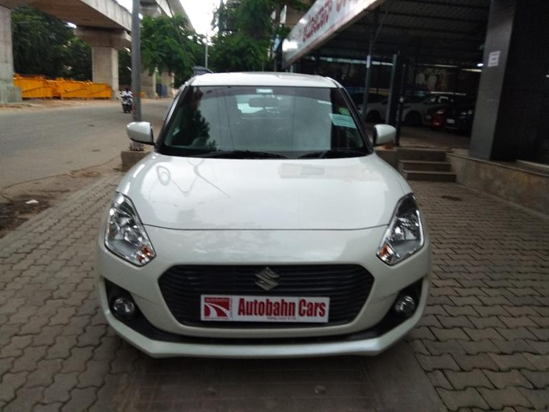 Used 2018 Maruti Suzuki Swift Car In Bangalore