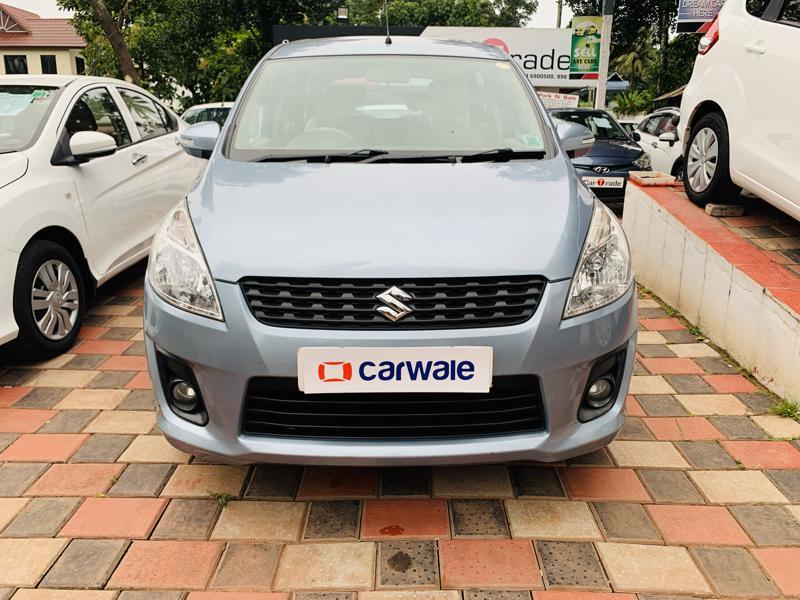 Used 2013 Maruti Suzuki Ertiga Car In Attingal
