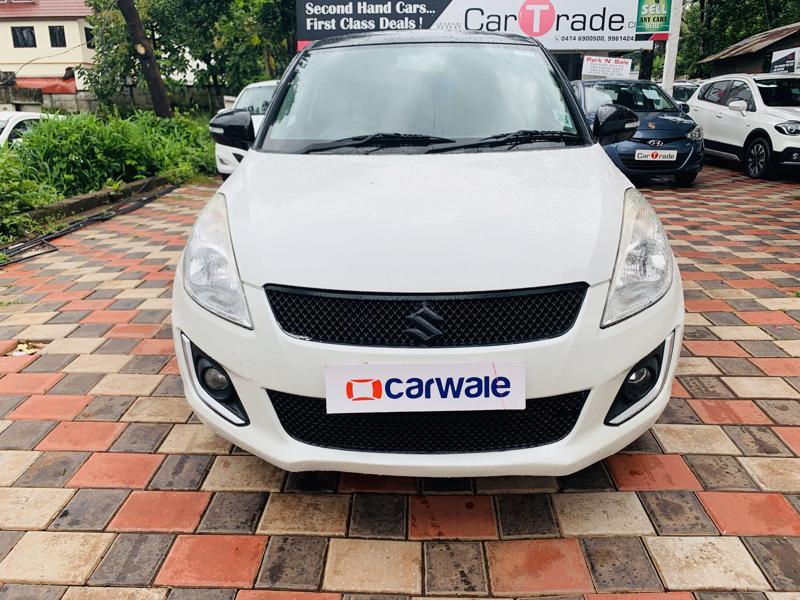Used 2016 Maruti Suzuki Swift Car In Attingal