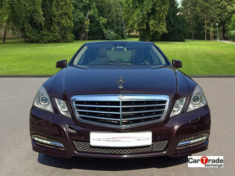 Used 2013 Mercedes Benz E Class Car In Ghaziabad
