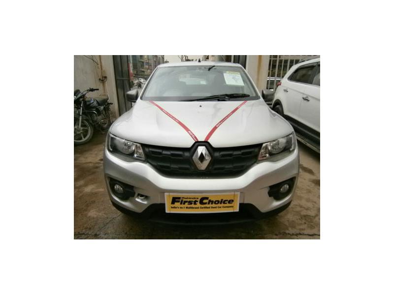 Used 2017 Renault Kwid Car In Faridabad