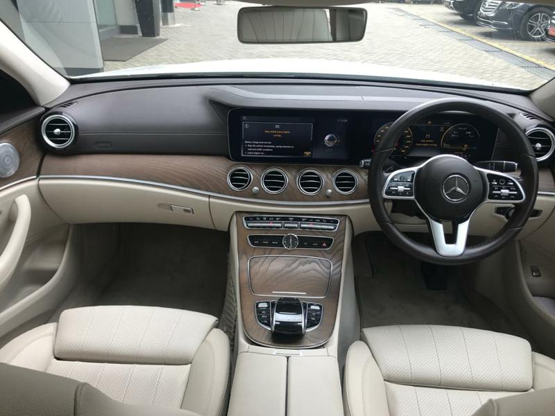 Used 2019 Mercedes Benz E Class Car In New Delhi
