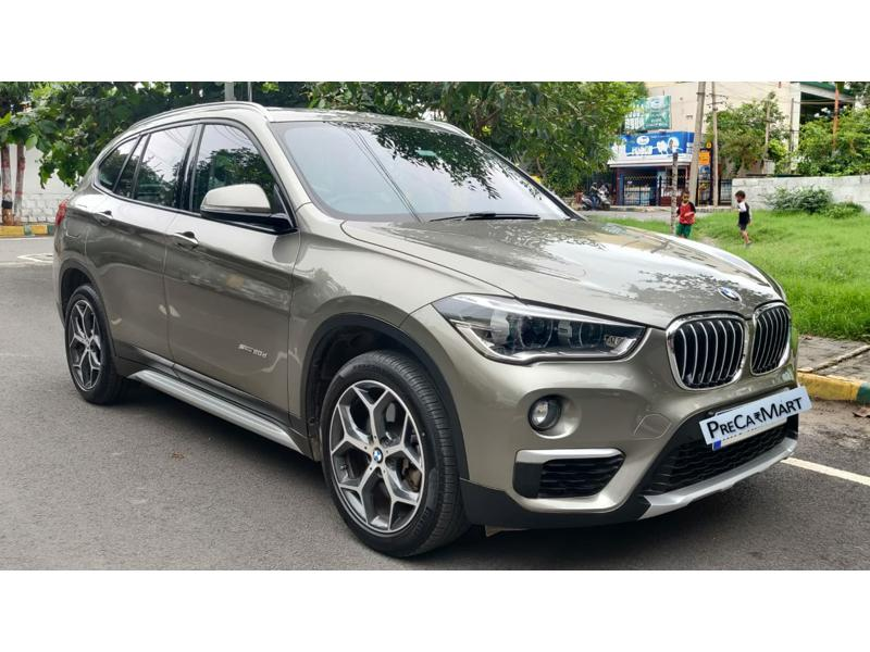 Used 2017 BMW X1 Car In Bangalore