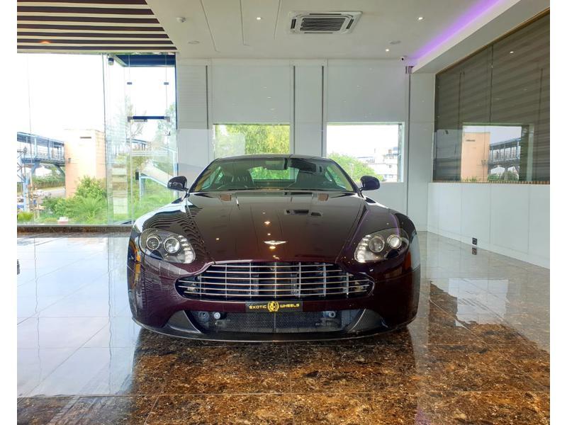 Used 2012 Aston Martin V8 Vantage Car In Faridabad
