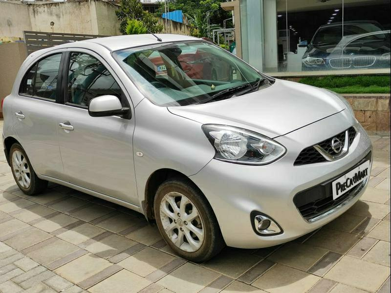 Used 2017 Nissan Micra Car In Bangalore