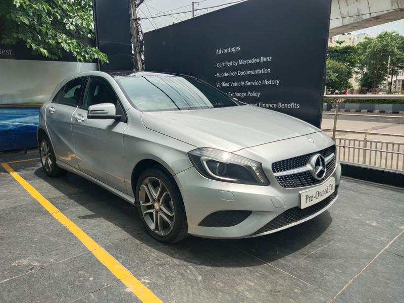 Used 2013 Mercedes Benz A Class Car In Amalapuram