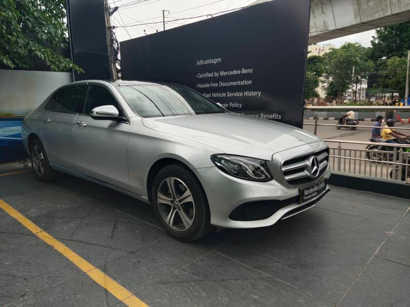 Used 2019 Mercedes Benz E Class Car In Amalapuram