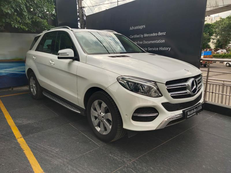 Used 2016 Mercedes Benz GLE Car In Hyderabad