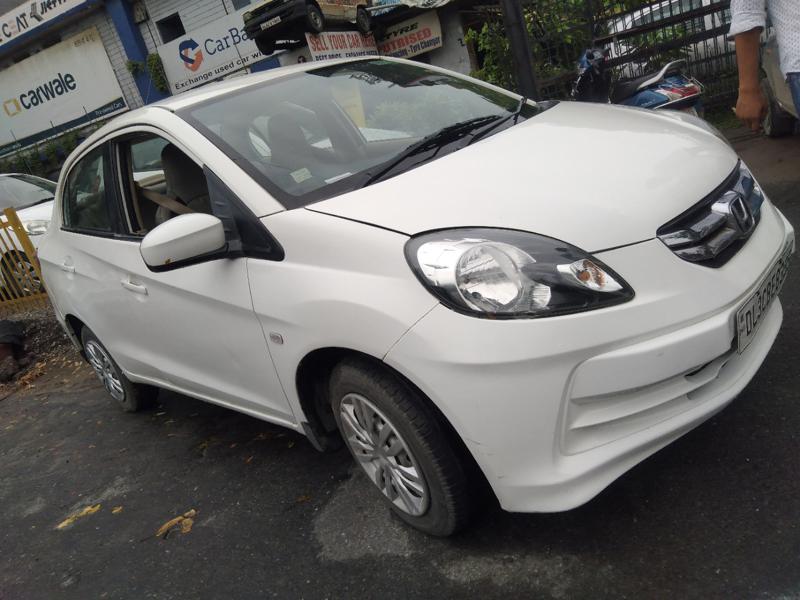 Used 2014 Honda Amaze Car In Noida