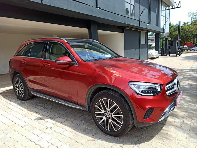 Used 2019 Mercedes Benz GLC Car In Kasaragod