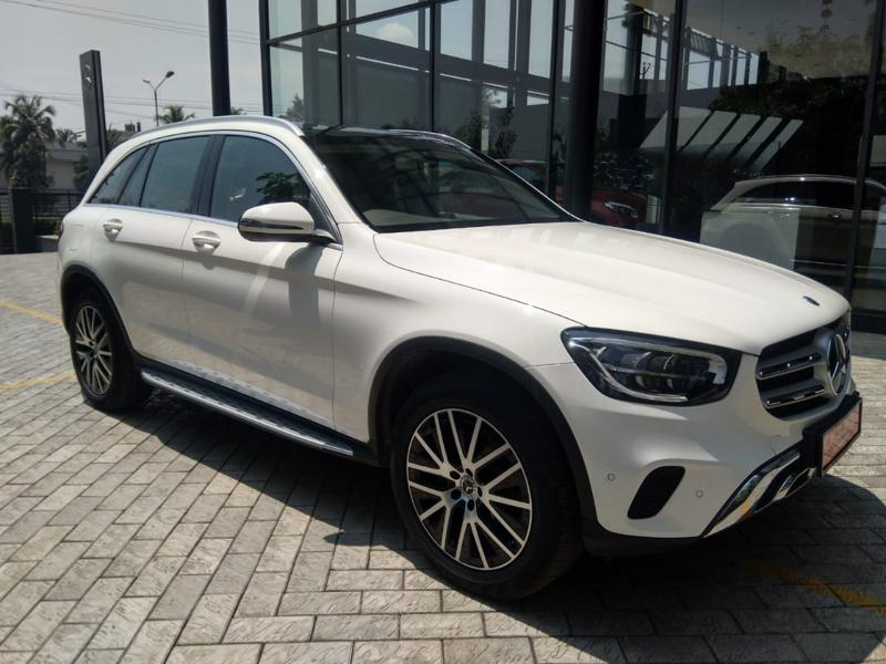 Used 2019 Mercedes Benz GLC Car In Thiruvalla