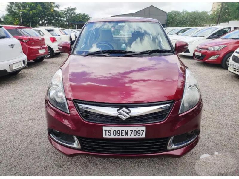 Used Maruti New Swift Dzire In Hyderabad Second Hand Maruti New Swift Dzire In Hyderabad Cartrade