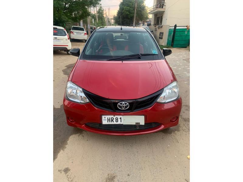 Used 2016 Toyota Etios Liva Car In Gurgaon