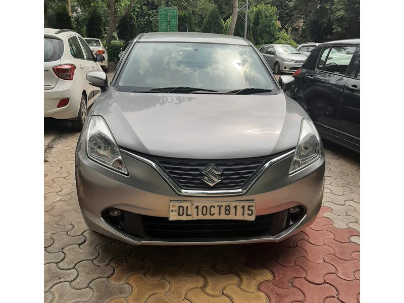 Used 2016 Maruti Suzuki Baleno Car In New Delhi