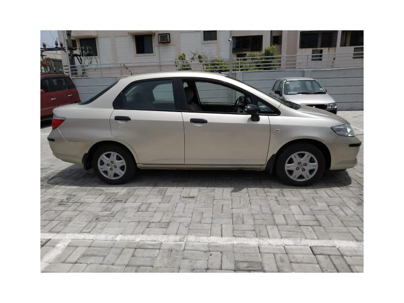 Used 2007 Honda City ZX Car In Tirupur