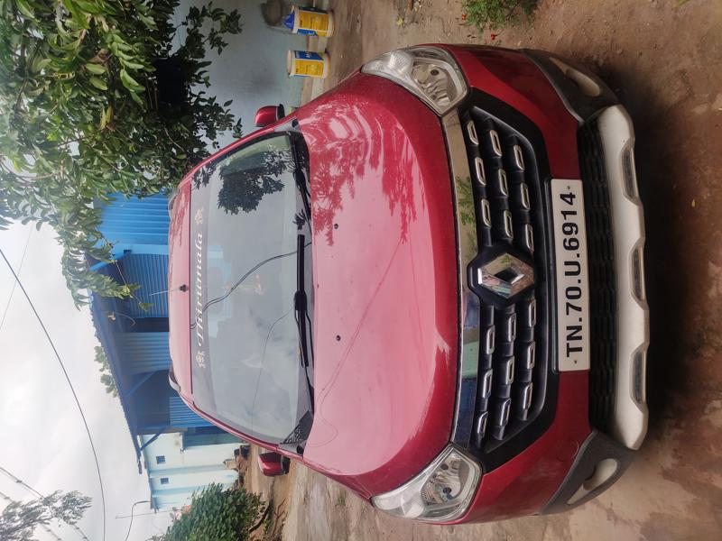 Used 2017 Renault Lodgy Car In Hosur