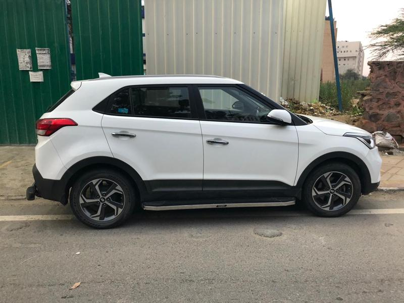 Used 2018 Hyundai Creta Car In New Delhi
