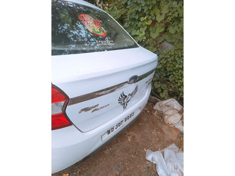 Used 2018 Ford Figo Aspire Car In Kharagpur