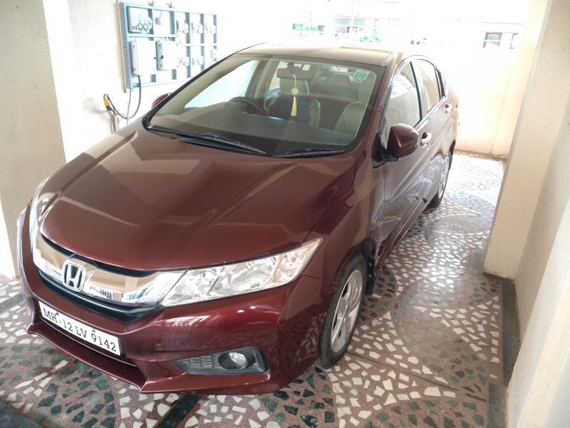 Used 2015 Honda City Car In Pune