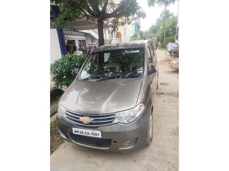 Used 2013 Chevrolet Enjoy Car In Chhindwara
