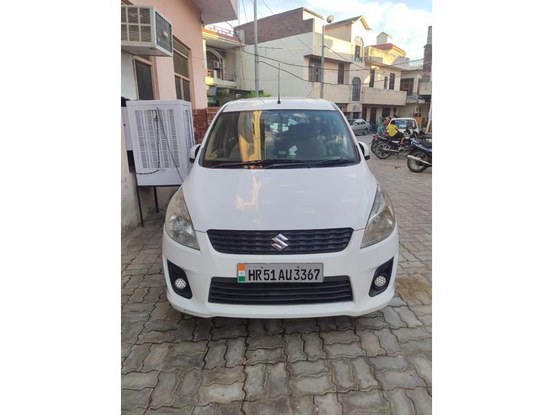 Used 2012 Maruti Suzuki Ertiga Car In Kurukshetra