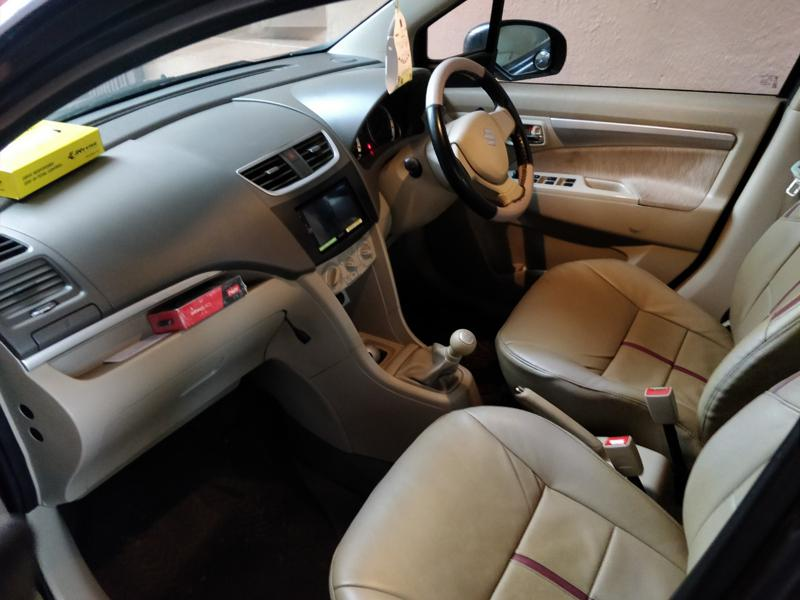 Used 2012 Maruti Suzuki Ertiga Car In Hubli