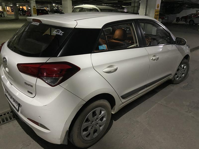Used 2016 Hyundai Elite i20 Car In Ghaziabad