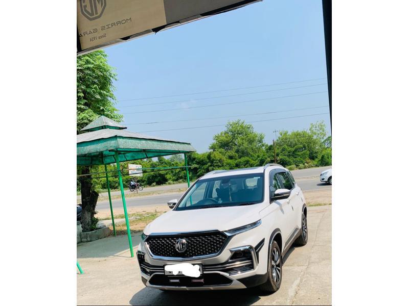 Used 2019 Morris Garage Hector Car In New Delhi