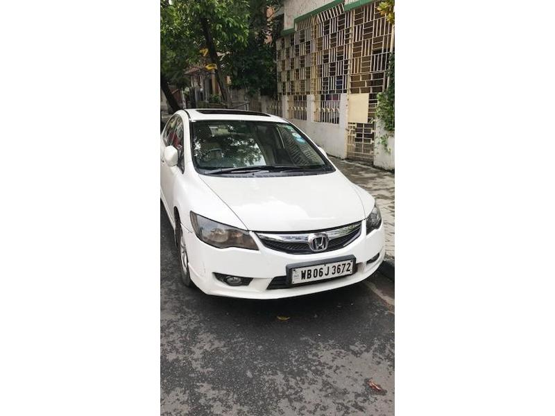 Used 2012 Honda Civic Car In Kolkata