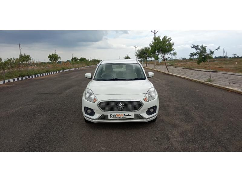 Used 2017 Maruti Suzuki Dzire Car In Madurai