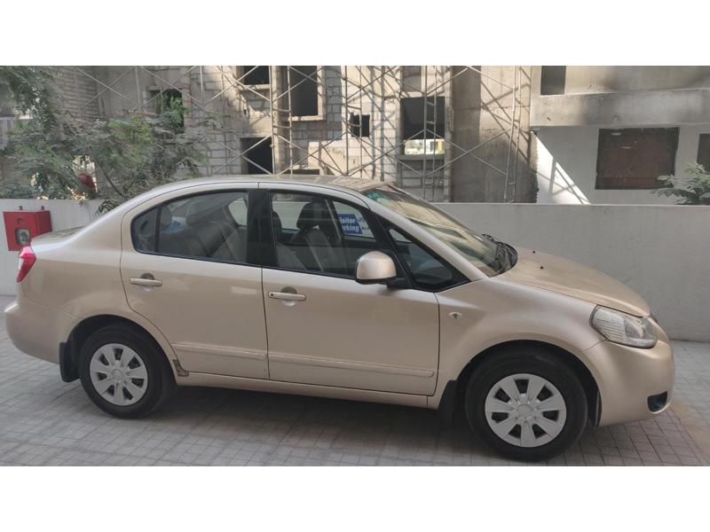 Used 2008 Maruti Suzuki SX4 Car In Solapur