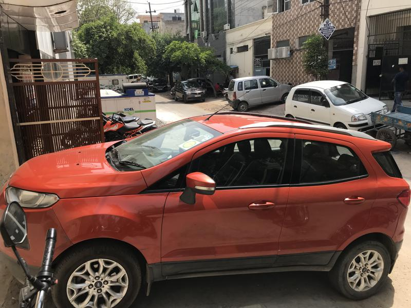 Used 2013 Ford EcoSport Car In Noida