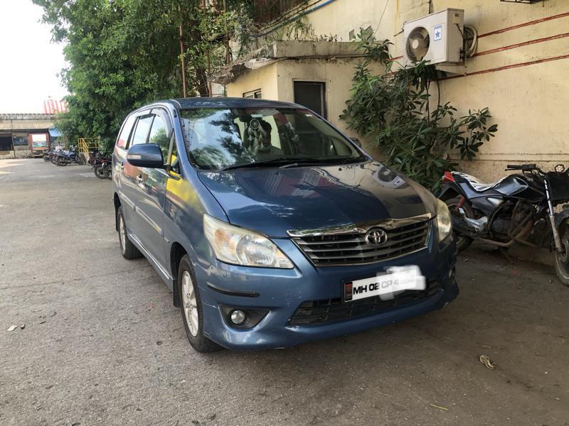 Used 2012 Toyota Innova Car In Mumbai