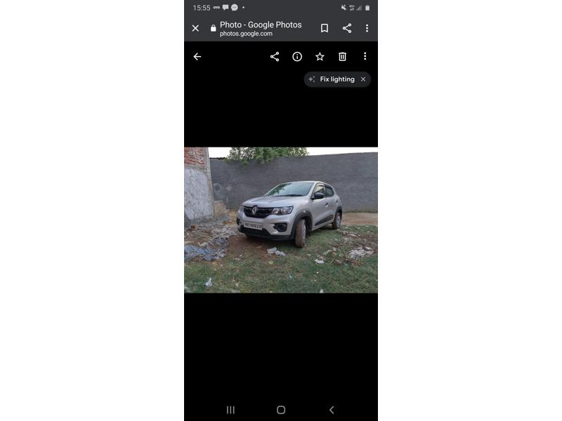 Used 2018 Renault Kwid Car In Faridabad