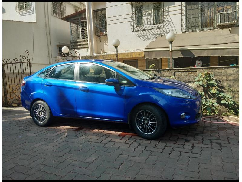 Used 2013 Ford Fiesta Car In Mumbai