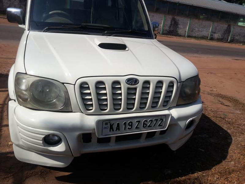 Used 2008 Mahindra Scorpio Car In Udupi