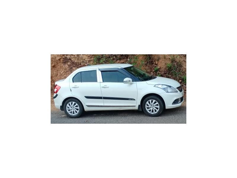 Used 2015 Maruti Suzuki New Swift DZire Car In East Godavari