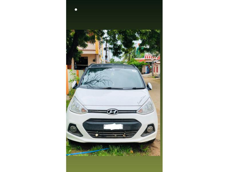 Used 2016 Hyundai Grand i10 Car In Warangal