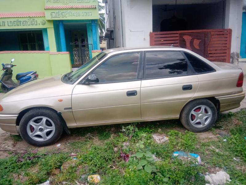 Used 2000 Opel Astra Car In Tirunelveli