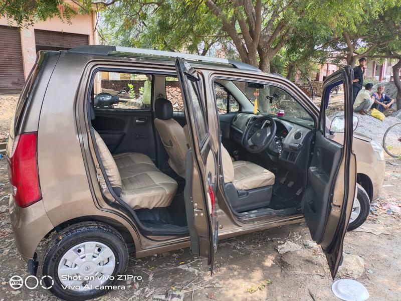 Used 2010 Maruti Suzuki Wagon R Car In Firozabad