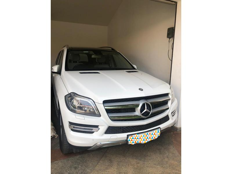 Used 2014 Mercedes Benz GL Car In Coimbatore